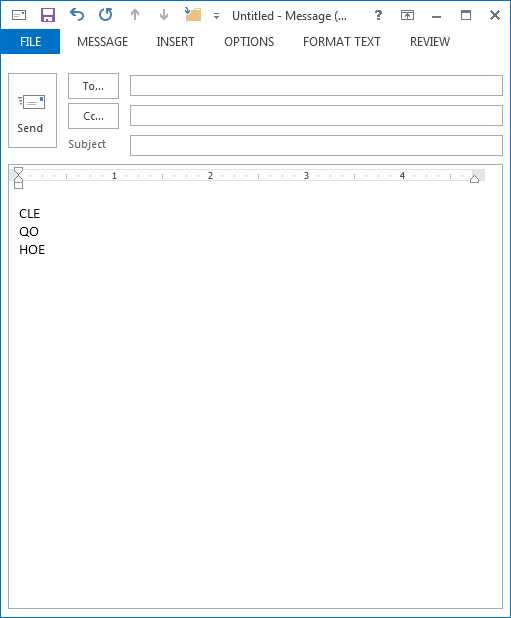 Getting a Comma Delimited List of Symbols from CQG IC